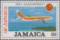 [The 125th Anniversary of Air Jamaica, type ADE]
