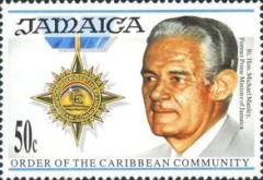 [Order of the Caribbean Community, type AER]