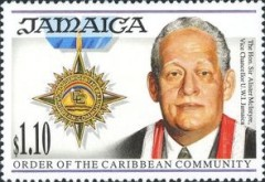[Order of the Caribbean Community, type AES]