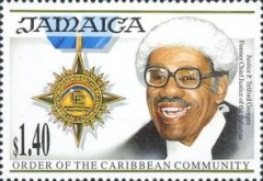 [Order of the Caribbean Community, type AET]
