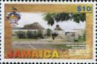 [The 50th Anniversary of the University of the West Indies, Mona, type AFY]