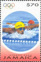 [Olympic Games - Athens, Greece, type ALJ]