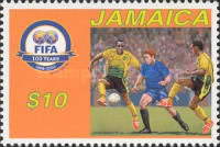 [The 100th Anniversary of FIFA, type ALL]
