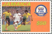 [The 100th Anniversary of FIFA, type ALO]