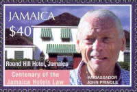 [The 100th Anniversary of the Jamaica Hotels Law, type ALV]