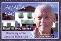 [The 100th Anniversary of the Jamaica Hotels Law, type ALW]