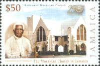 [The 250th Anniversary of the Founding of the Moravian Church in Jamaica, type AME]