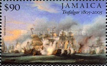 [The 200th Anniversary of the Battle of Trafalgar, type ANG]