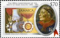 [The 200th Anniversary of the Birth of Mary Seacole, type ANL]