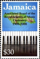 [The 100th Anniversary of the Associated Board of the Royal Schools of Music, type APM]
