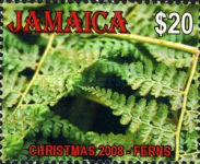 [Christmas - Ferns, type APO]