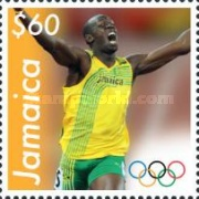 [Jamaican Medal Winners of the 2008 Olympic Games - Beijing, China, type AQL]