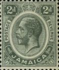 [King George V, 1865-1936, type AU2]