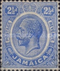 [King George V, 1865-1936, type AU3]