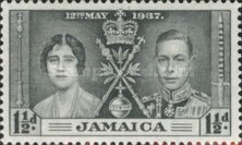 [Queen Elizabeth II & King George VI, type CO1]