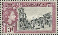 [The 300th Anniversary of Jamaica's Status as British Territory, type DX]
