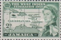 [West Indies Federation, type EN]