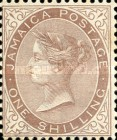 [Queen Victoria - New Watermark, type F1]