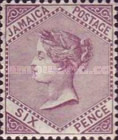 [Queen Victoria - New Watermark, Typ F3]