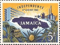 [Independence of Jamaica, type FF]