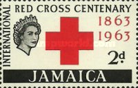 [The 100th Anniversary of International Red Cross, type FM]
