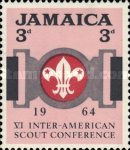 [The 6th Inter-American Scout Conference, Kingston, type GN]