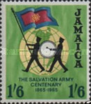 [The 100th Anniversary of the Salvation Army, type GX]