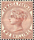 [Queen Victoria - New Design, type H]