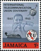 [The 100th Anniversary of International Telecommunication Union, type HB]