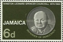 [Sir Winston Leonard Spencer Churchill, 1874-1965, type HG]