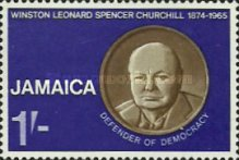 [Sir Winston Leonard Spencer Churchill, 1874-1965, type HG1]