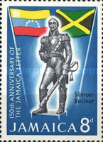 [The 150th Anniversary of the Jamaica Letter, type HL]