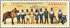 [The 100th Anniversary of Constabulary Force, type HP]