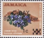 [Issue of 1964 Overprinted, type JC]