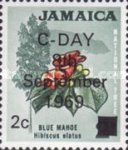 [Issue of 1964 Overprinted, type JD]
