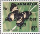 [Issue of 1964 Overprinted, type JG]
