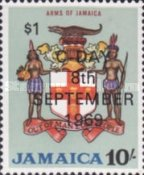 [Issue of 1964 Overprinted, type JN]