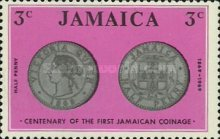 [The 100th Anniversary of Jamaican Coins, type JS]