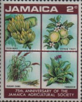 [The 75th Anniversary of Jamaica Agricultural Society, type KT]