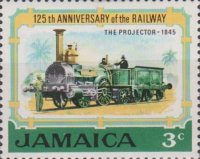 [The 125th Anniversary of the Railway, type KV]