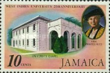 [The 25th Anniversary of University College of the West Indies, type NA]