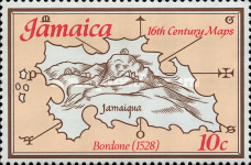 [Maps of Jamaica, type NP]