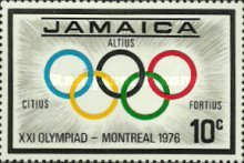 [Olympic Games - Montreal, Canada, type NT]