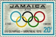 [Olympic Games - Montreal, Canada, type NT1]