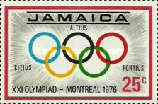 [Olympic Games - Montreal, Canada, type NT2]