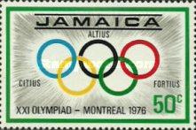 [Olympic Games - Montreal, Canada, type NT3]