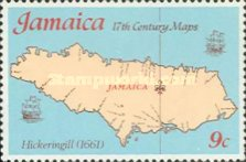[Maps of Jamaica, type NZ]