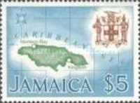[Map of Jamaica, type PC]