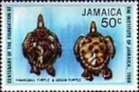 [The 100th Anniversary of Institute of Jamaica, type QP]