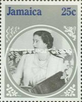 [The 85th Anniversary of the Birth of HRM Queen Elizabeth The Queen Mother, type VO]